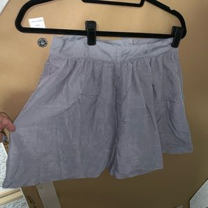 Urban outfitters wide loose shorts